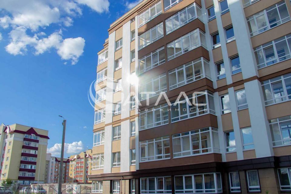 Продажа 4-комнатной новостройки, Засечное, улица Речная,  13
